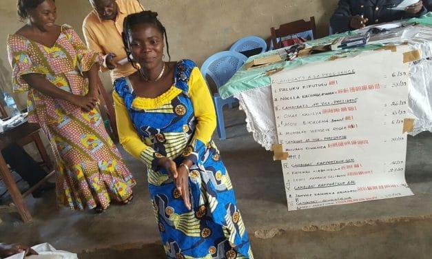 Une femme à la tête de la société civile de Béni