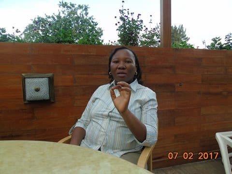Claudine TSONGO, pourquoi avez-vous adheré à RSLF ?