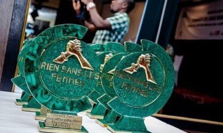 Les trophées de la parité