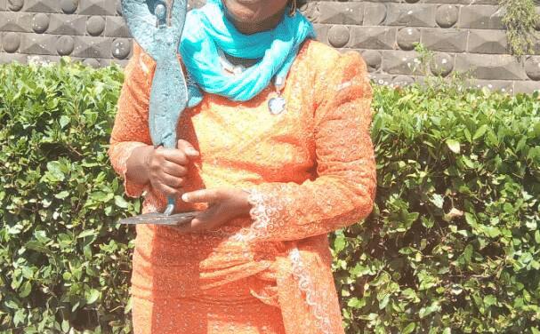 Une activiste de RSLF à l'honneur