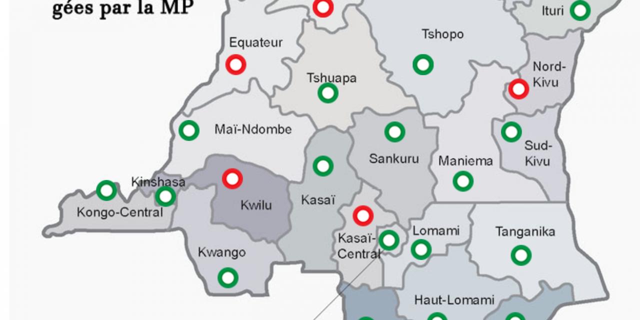 Toujours aucune femme élue gouverneure de province. Pourquoi ?